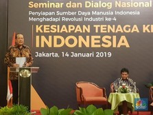 CT: Data Jadi Most Valuable Asset in The Future
