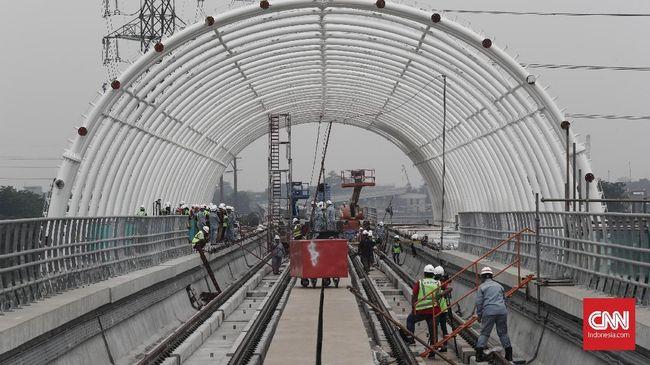 INKA Perkirakan LRT Otonom Bisa Diterapkan dalam 1,5 Tahun