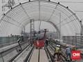 Stasiun LRT Dukuh Atas Mulai Dibangun Pekan Depan