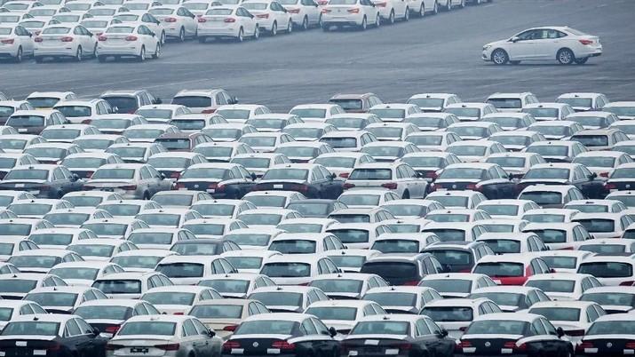 Waspada! Penjualan Mobil Nasional Kuartal I-2019 Turun 13%