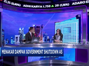 Government Shutdown AS Hambat Ekspor Indonesia