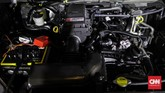 Toyota Avanza dan Veloz baru mempertahankan mesin kapasitas 1.300 dan 1.500 cc yang menyalurkan tenaga ke roda belakang.