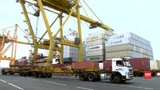 VIDEO: Efisiensi Pengiriman Logistik via Laut