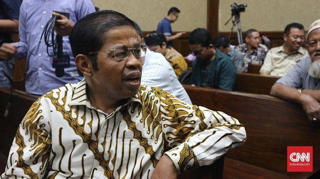 Hadapi Vonis Hakim, Nasib Idrus Marham Diputuskan Hari ini