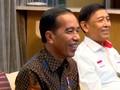VIDEO: Pemanasan Jokowi dan Prabowo Jelang Debat Perdana