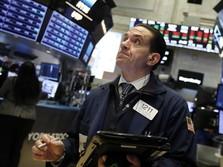 Isu Perang Dagang Kembali Merahkan Wall Street