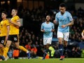 FOTO: Jesus Bantu Man City Menang Atas Wolverhampton