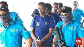 Napi Dibantu Anak dan Menantu Kendalikan Kapal Isi 70 Kg Sabu