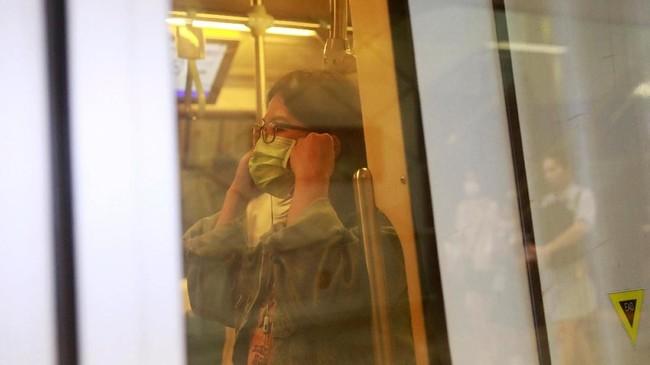 Pemerintah Bangkok menyalahkan emisi mesin diesel menjadi faktor polusi paling besar, di samping pembakaran sampah dan sisa tanaman. (REUTERS/Soe Zeya Tun)