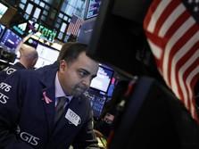 Wall Street Rontok Lagi Gara-gara The Fed