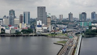 Singapura dan Malaysia Tunda Proyek Kereta Antar Kota