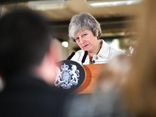 Theresa May Gandeng Oposisi, Euro & Pound Menguat