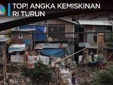 Angka Kemiskinan Turun, Masyarakat Makin Sejahtera?