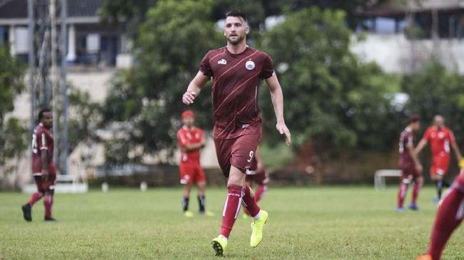 Kena Kasus Pelecehan, Simic Bisa Main di Newcastle vs Persija