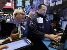 Wall Street Optimistis Nantikan Pidato Kenegaraan Trump