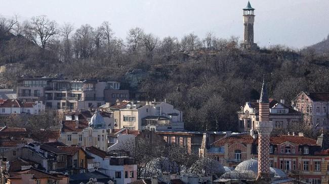 Sebagai salah satu kota tertua di Eropa dengan pemukiman pra-sejarah yang telah berusia lebih dari 8.000 tahun. (REUTERS/Stoyan Nenov)