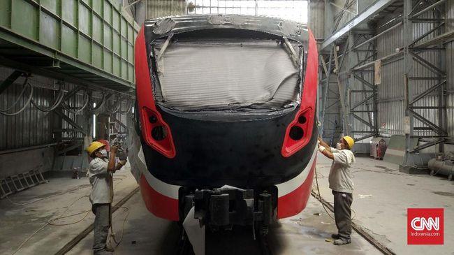 Pemerintah Akan Subsidi LRT Pertama Indonesia di Palembang