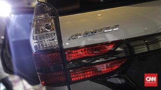 Inden Toyota Avanza Capai Dua Bulan