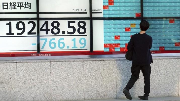 Bursa Saham Asia Terkoreksi, Ada Apa Gerangan?