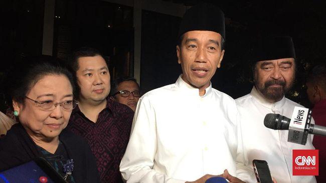 Jokowi Sebut Tak Latihan untuk Debat Pilpres 2019
