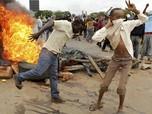Protes Kenaikan BBM, Penduduk Zimbabwe Bentrok dengan Aparat