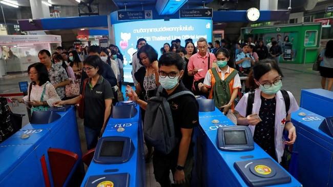 Pemerintah Thailand berjanji akan terus berjuang melawan polusi. (REUTERS/Soe Zeya Tun)