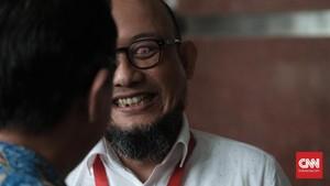 Kerja 6 Bulan, Tim Gagal Ungkap Pelaku dan Dalang Kasus Novel