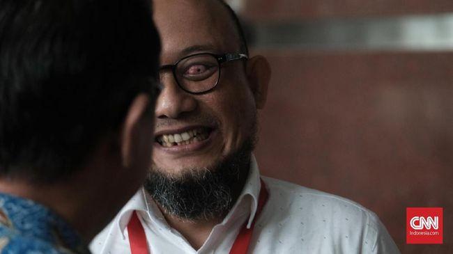ORI Sudahi Dugaan Maladministrasi Pengusutan Kasus Novel