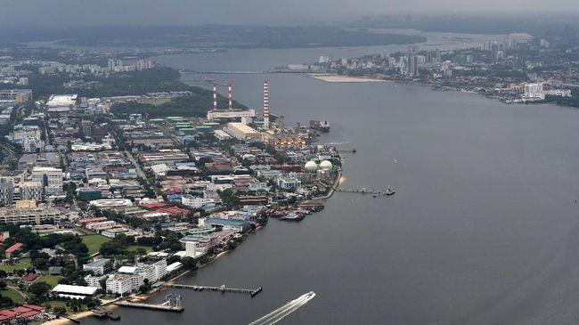 Malaysia-Singapura Akhiri Sengketa Ruang Udara dan Perairan