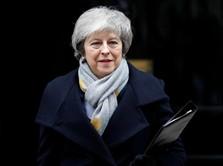 Voting Perjanjian Brexit, PM Inggris Theresa May Kalah Telak