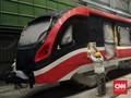 Inka Siapkan Empat Trainset LRT Juni 2019