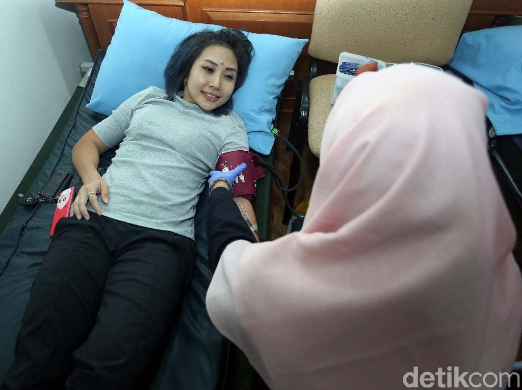 HUT ke-20, PKPI Gelar Aksi Donor Darah