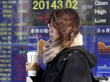 Tunggu Data Ketenagakerjaan AS, Bursa Tokyo Dibuka Flat