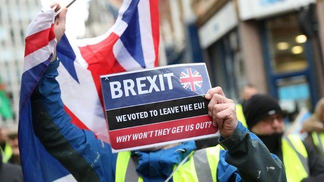Inggris Terancam Brexit Tanpa Kesepakatan dengan Uni Eropa