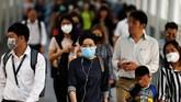 Tingkat polusi yang tinggi itu bisa terjadi di 30 sampai 50 wilayah di Bangkok selama berhari-hari. (REUTERS/Soe Zeya Tun)