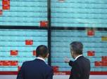 Bursa Jepang Menguat Nantikan Pidato Trump