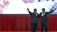 Kampanye Prabowo, Mulai dari Makassar Berakhir di Tangerang