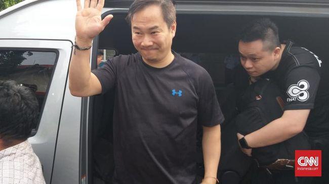 20 WNA Terapis Tersangka, Ditahan di Dua Penjara Palembang