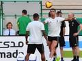 FOTO: Menanti Aksi Ronaldo Jelang Juventus vs AC Milan