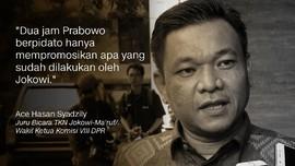 Silang Pendapat Soal Pidato Kebangsaan Prabowo Subianto