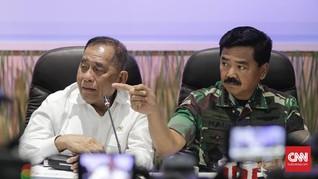 Kemhan-TNI Minta Tambah Anggaran Rp17,5 Triliun