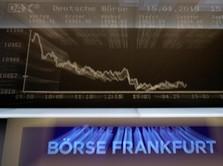 Dibayangi Sentimen Buruk, Bursa Eropa Naik Tipis di Sesi Awal