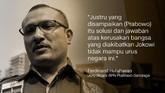 Ferdinand Hutahaean, Juru Bicara BPN Prabowo-Sandiaga.