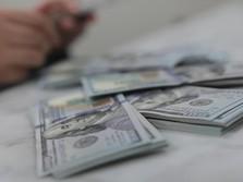 Terbantu Utang, Cadangan Devisa Februari Lompat US$ 3,17 M