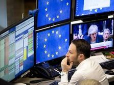 Investor Wait and See, Bursa Eropa Menguat Tipis di Sesi Awal