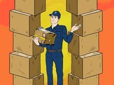 Mungkinkah Semua Barang Impor Via e-Commerce Kena Bea Masuk?