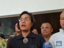 'Sri Mulyani Kembali Masuk Kabinet Jokowi Periode II'