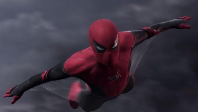 Spider-Man Kangen Iron Man di Trailer Terbaru 'Far From Home'