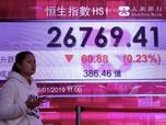 Kasus Corona & Tensi AS-China Memanas Picu Bursa Asia Melemah