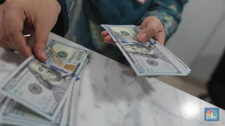 mata uang dolar dollar
